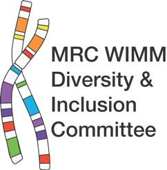 MRC WIMM Diversity & Inclusion Logo