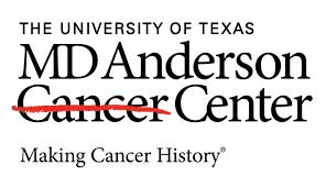 MD Anderson cancer centre logo